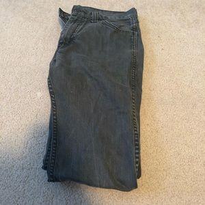 Levi jeans full length